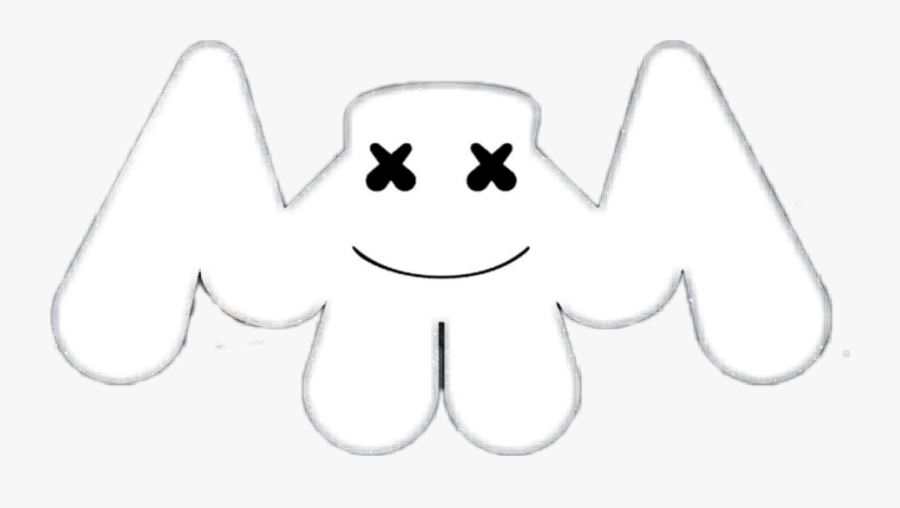 Marshmello Logo Png Clipart , Png Download - Marshmello M, Transparent Clipart