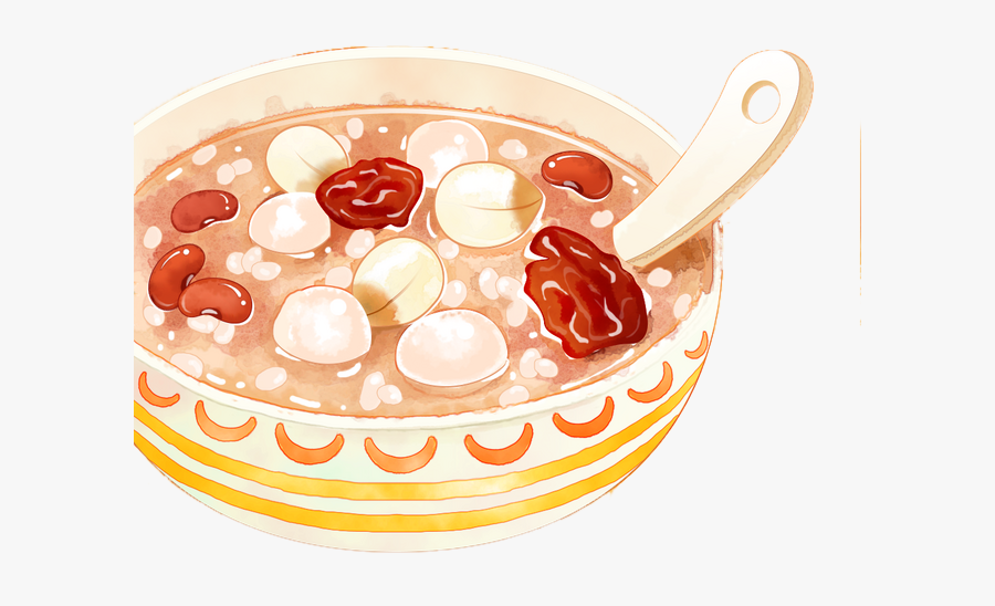 Laba Congee Festival Traditional Chinese Holidays Illustration - Laba Festival, Transparent Clipart