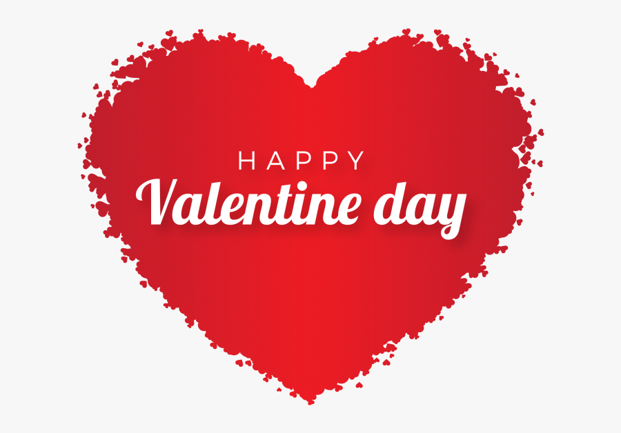 """Happy Valentine""""s Day Png, Transparent Clipart"""