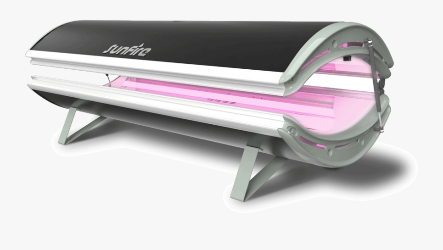 Sunfire Tanning Bed, Transparent Clipart