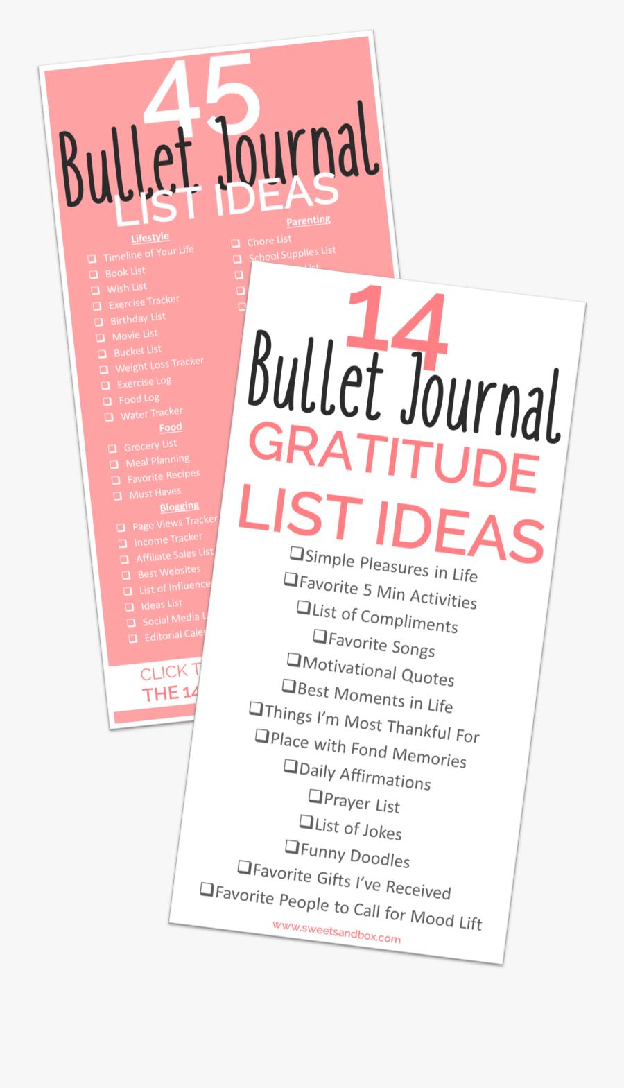 Transparent Bullet Bill Png - Bullet Journal, Transparent Clipart
