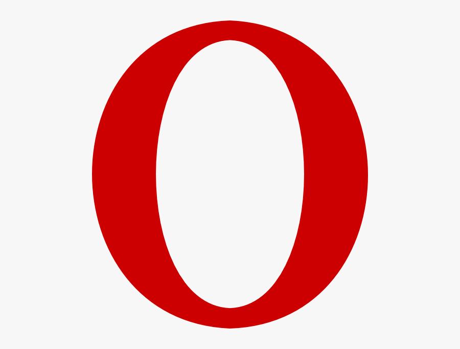 Letter O Clip Art, Transparent Clipart