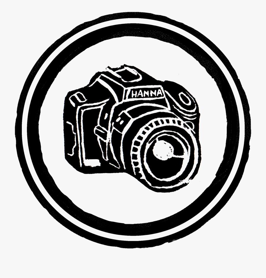 Transparent Photography Camera Logo Png - Photography Camera Logo Png, Transparent Clipart