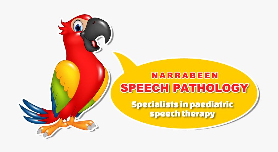 Narrabeen Speech Pathology - Parakeet, Transparent Clipart