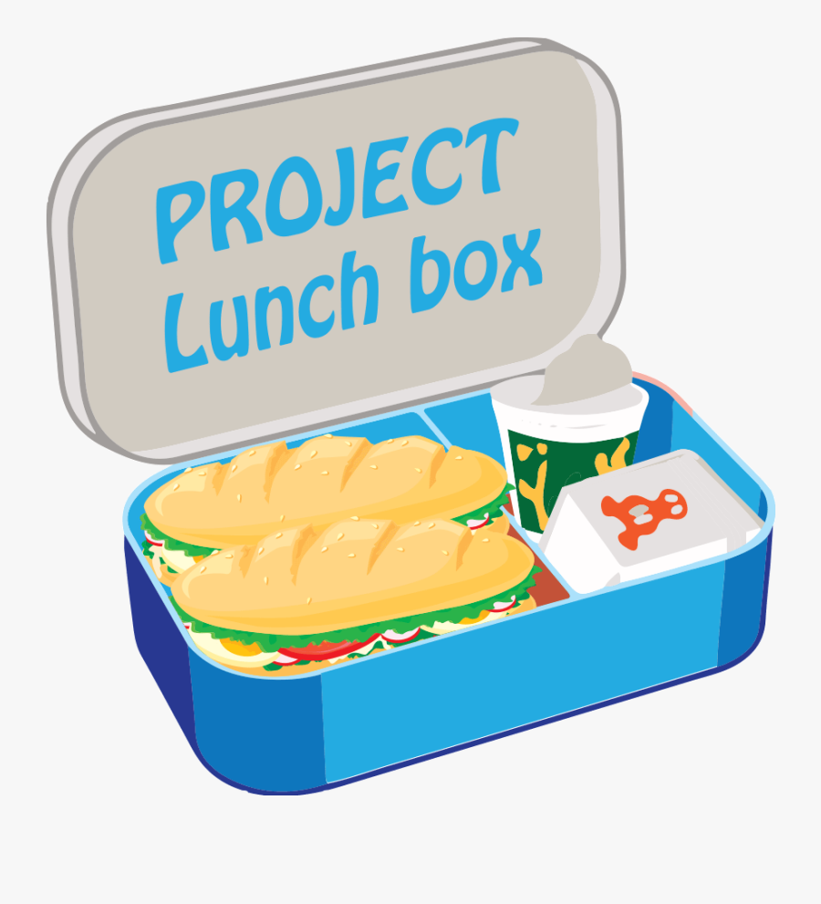 Logo Design By Shridhar For Project Box Llc - Lunch Box Png, Transparent Clipart