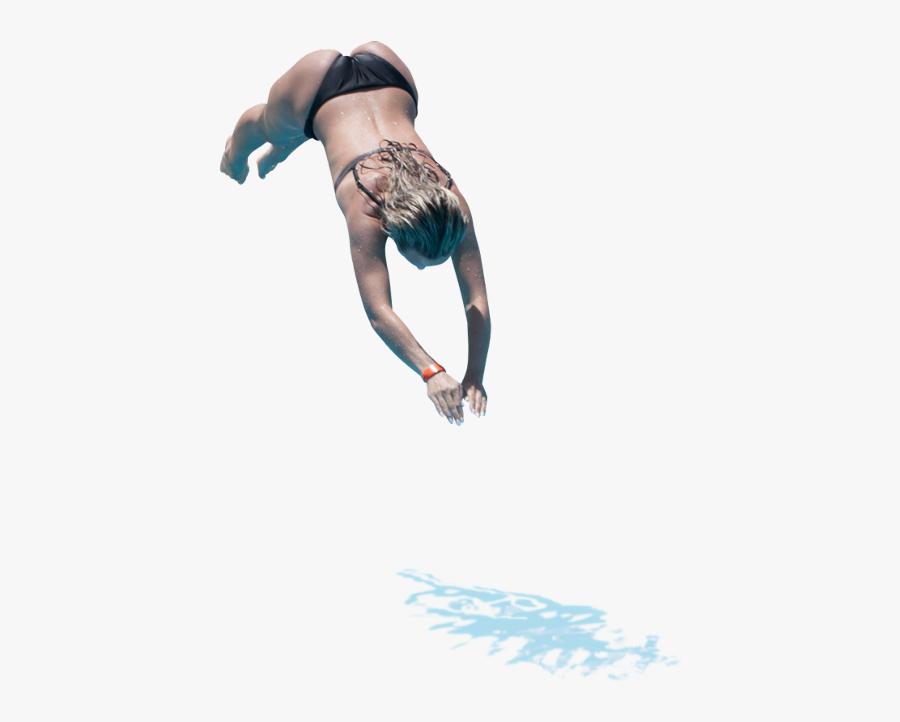 Dive Freetoedit - Freediving, Transparent Clipart