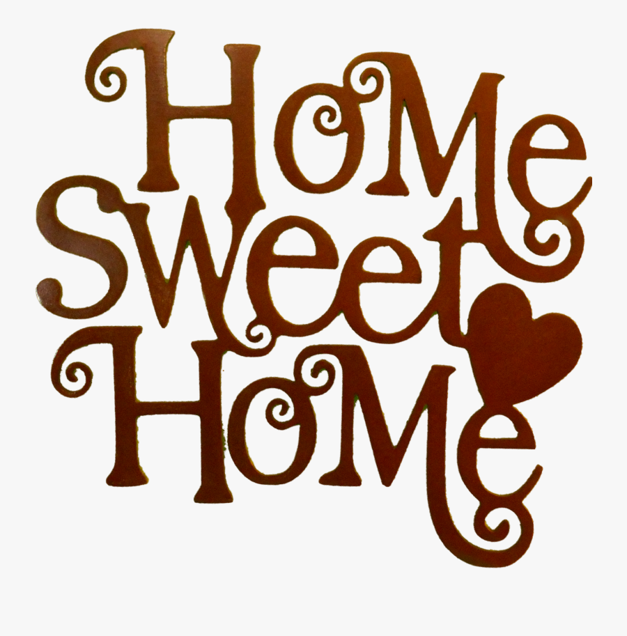 Home Sweet Home [dm704] - Transparent Home Sweet Home Png, Transparent Clipart