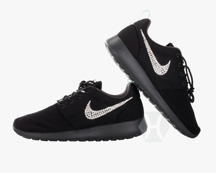 Nike Free Sneakers Shoe Swoosh - Transparent Nike Shoe Png, Transparent Clipart