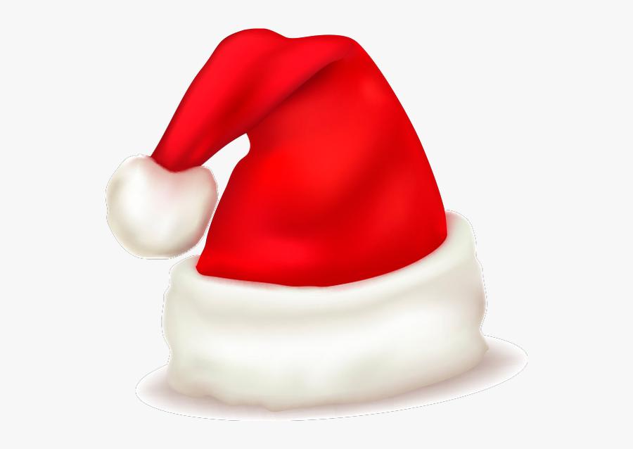 Santa Claus Hat Png - Santa Claus Hat Vector, Transparent Clipart