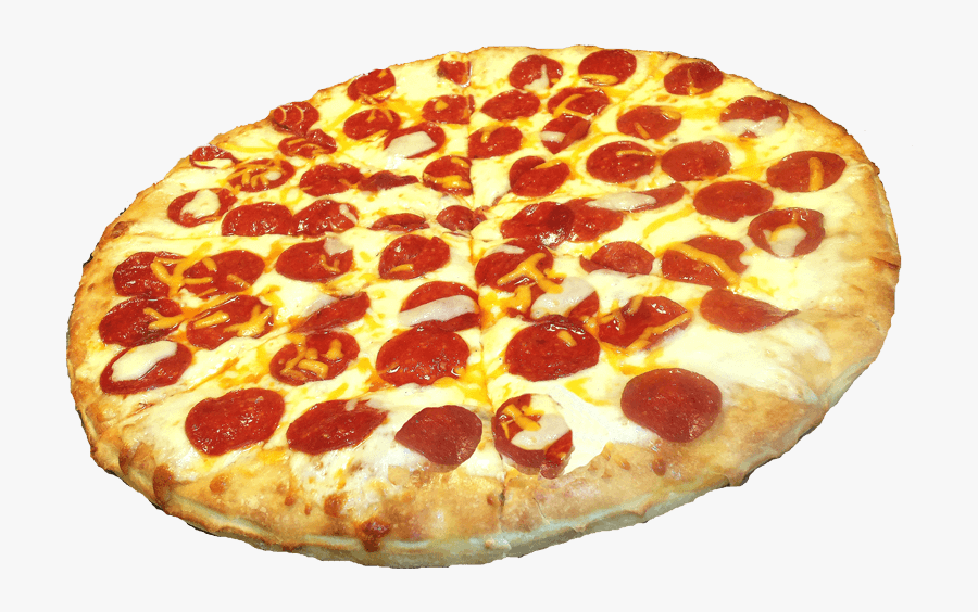 Stuffed Pepperoni - Pepperoni Pizza Transparent Png, Transparent Clipart