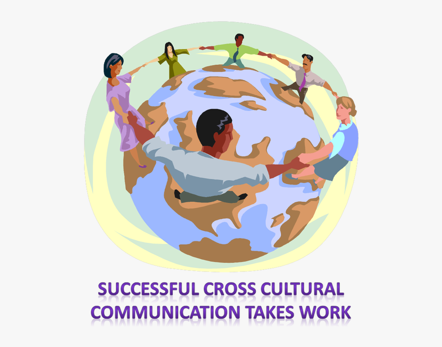 Culture Clipart Different Culture - Interconnectedness Of Peoples And Nations, Transparent Clipart
