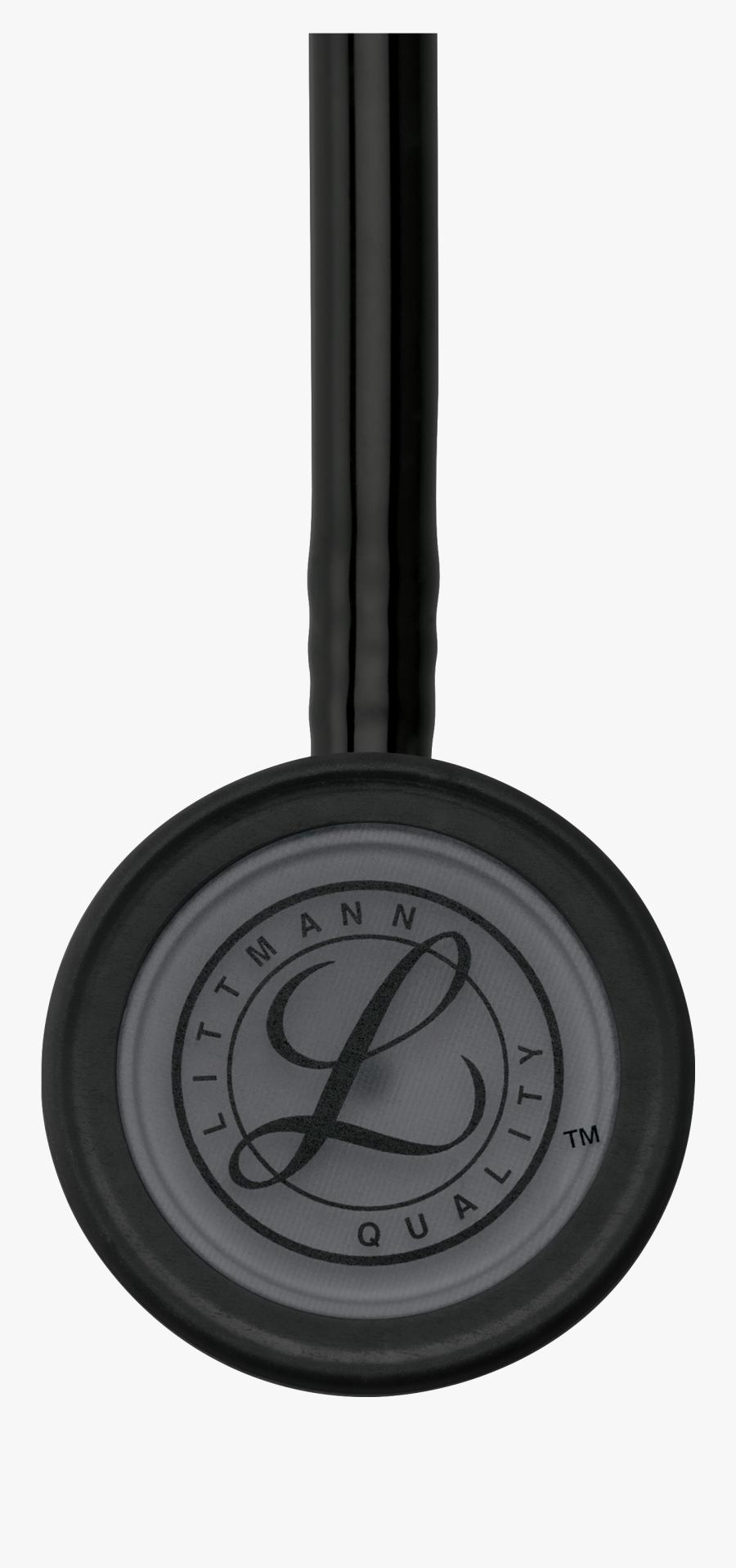 Littmann Classic Iii Monitoring Stethoscope - Littmann Black Edition Black Chestpiece, Transparent Clipart