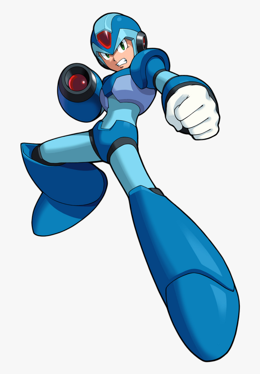 Mega Man X - Megaman X, Transparent Clipart