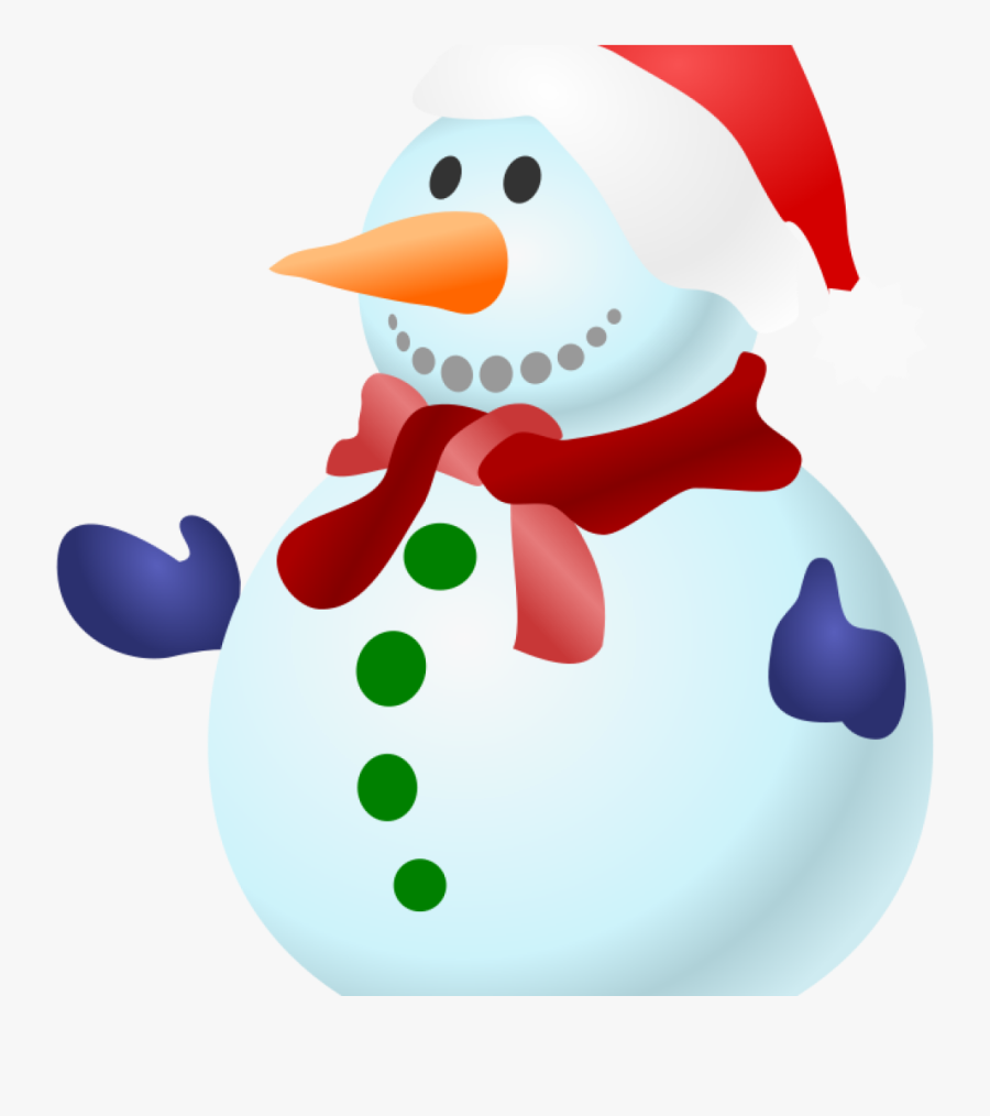 Project Ideas Snowmen Clipart Smiling Clip Art Isolated - Snowman Png, Transparent Clipart