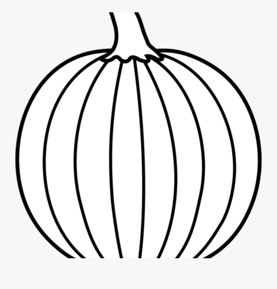 Pumpkin Clipart Black And White - Clip Art Black And White, Transparent Clipart