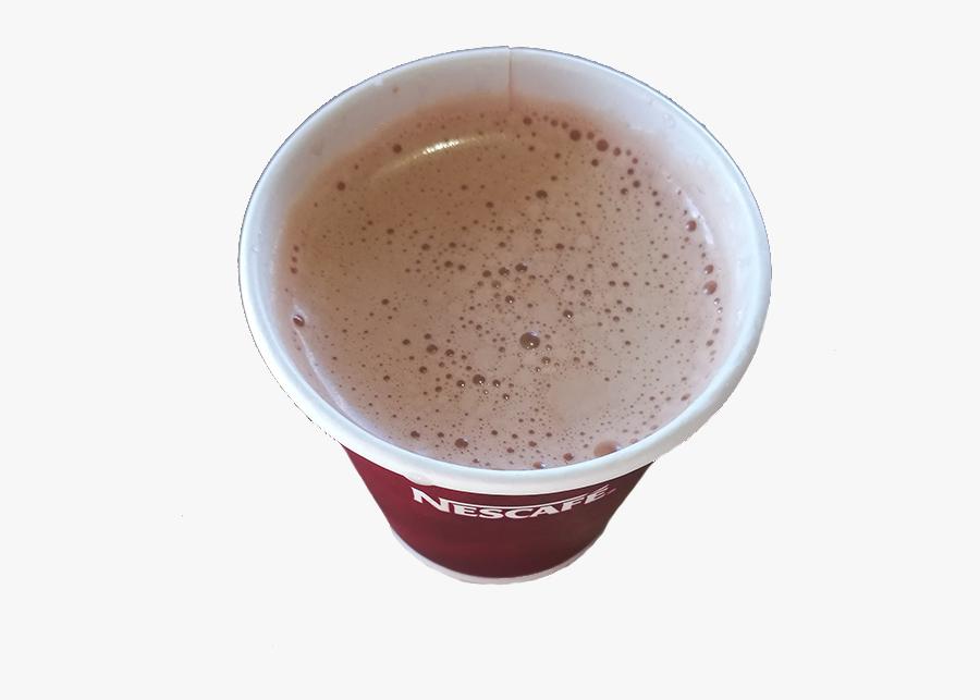 Hot Chocolate Coffeem - Pizza Hut Hot Drinks, Transparent Clipart