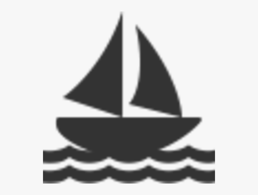 Boat Icon Png, Transparent Clipart