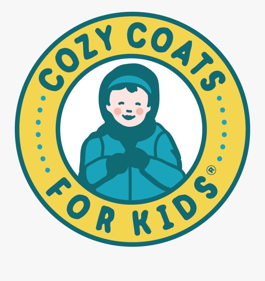 Cozy Coats For Kids - Circle, Transparent Clipart