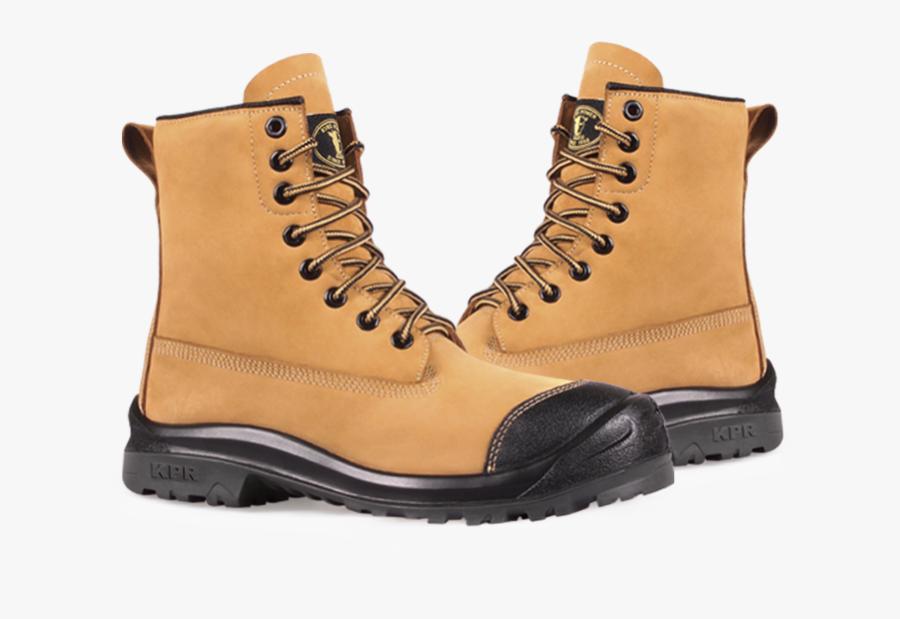 Transparent Boot Construction - Construction Site Safety Shoes Transparent, Transparent Clipart