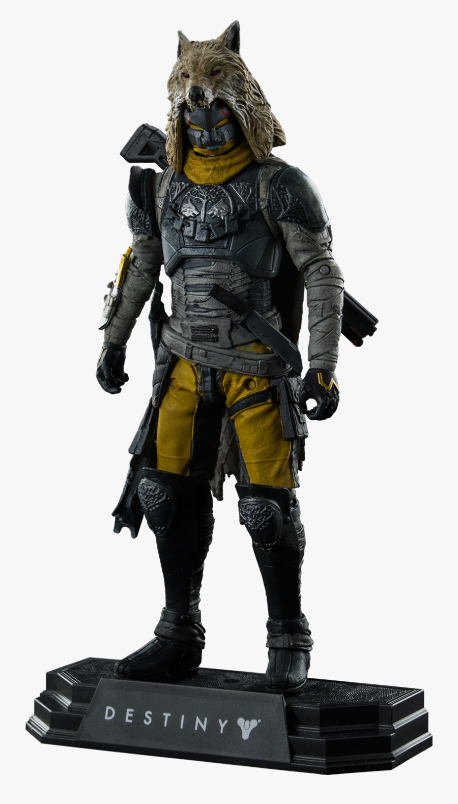 Blacksmith Shader Exclusive Action - Destiny Blacksmith Hunter Action Figure, Transparent Clipart