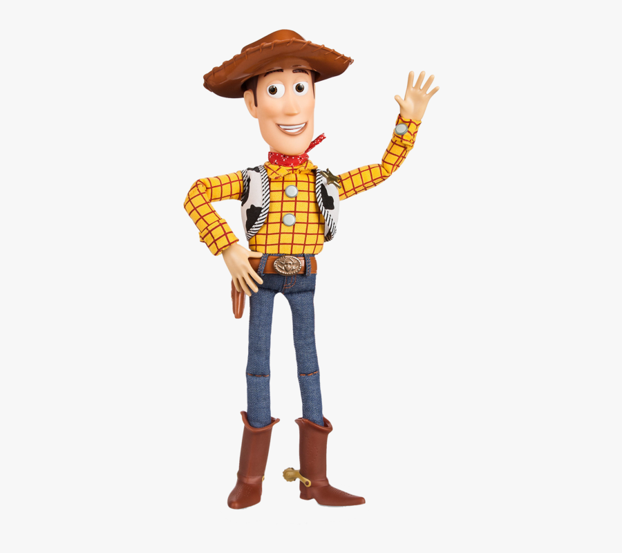 Toy Story Action Figures - Woody Original Toy, Transparent Clipart