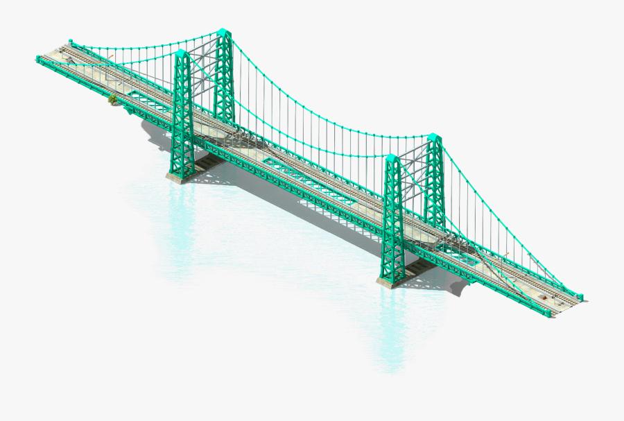 Kutang Bridge L1 - Bridge Free Vector Png, Transparent Clipart