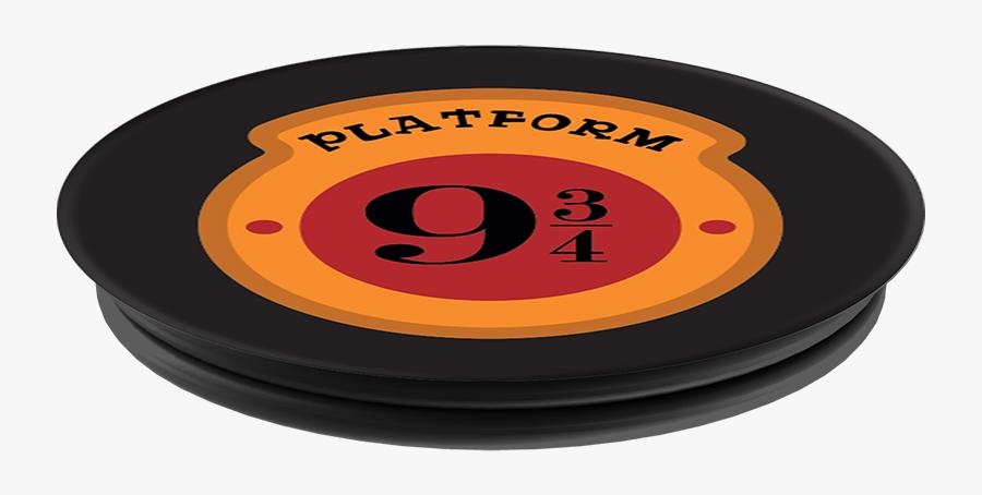 Platform 9 3/4, Popsockets - Popsockets, Transparent Clipart