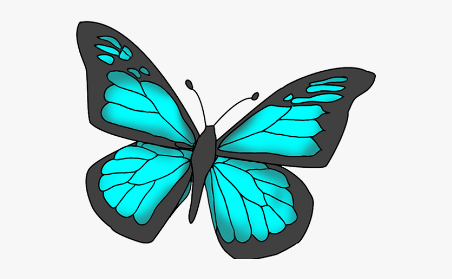 Monarch Butterfly Tattoo Pink, Transparent Clipart