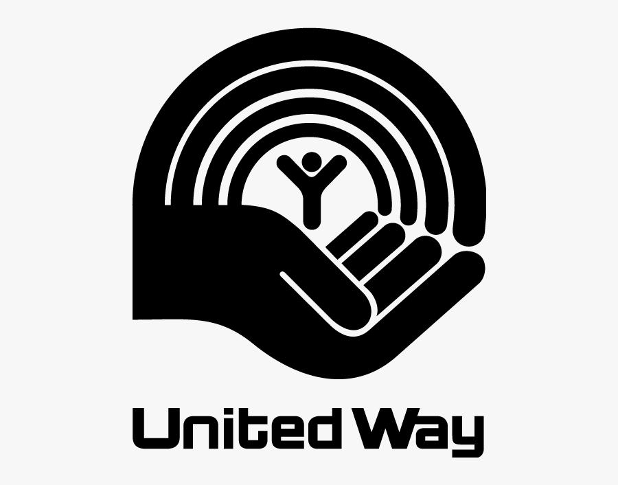 Free Vector United Way Logo - United Way Logo White, Transparent Clipart