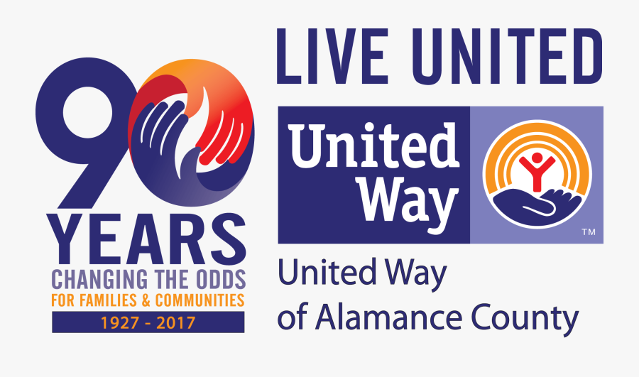 Celebrate United Way Of Alamance Countys Move To Downtown - United Way Of Alamance County Logo, Transparent Clipart