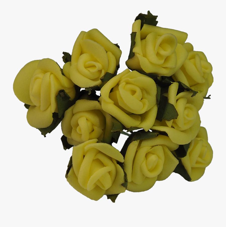 Garden Roses Cut Flowers Flower Bouquet - Garden Roses, Transparent Clipart