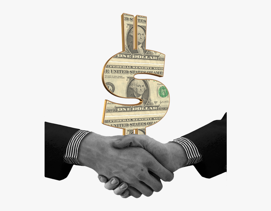 Money In Hand Png - Employees And Labor Relation, Transparent Clipart