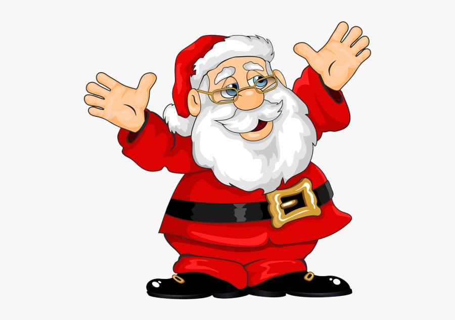 Joyeux Noel Events Events - Santa Claus Png Gif, Transparent Clipart