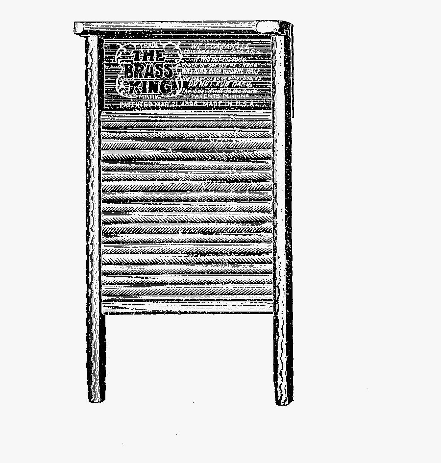 Transparent Washboard Clipart - Parallel, Transparent Clipart