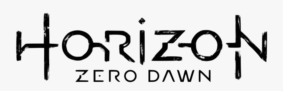 Logo Horizon Zero Dawn - Horizon Zero Dawn, Transparent Clipart