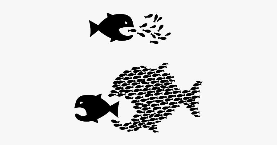Organize Fish, Transparent Clipart