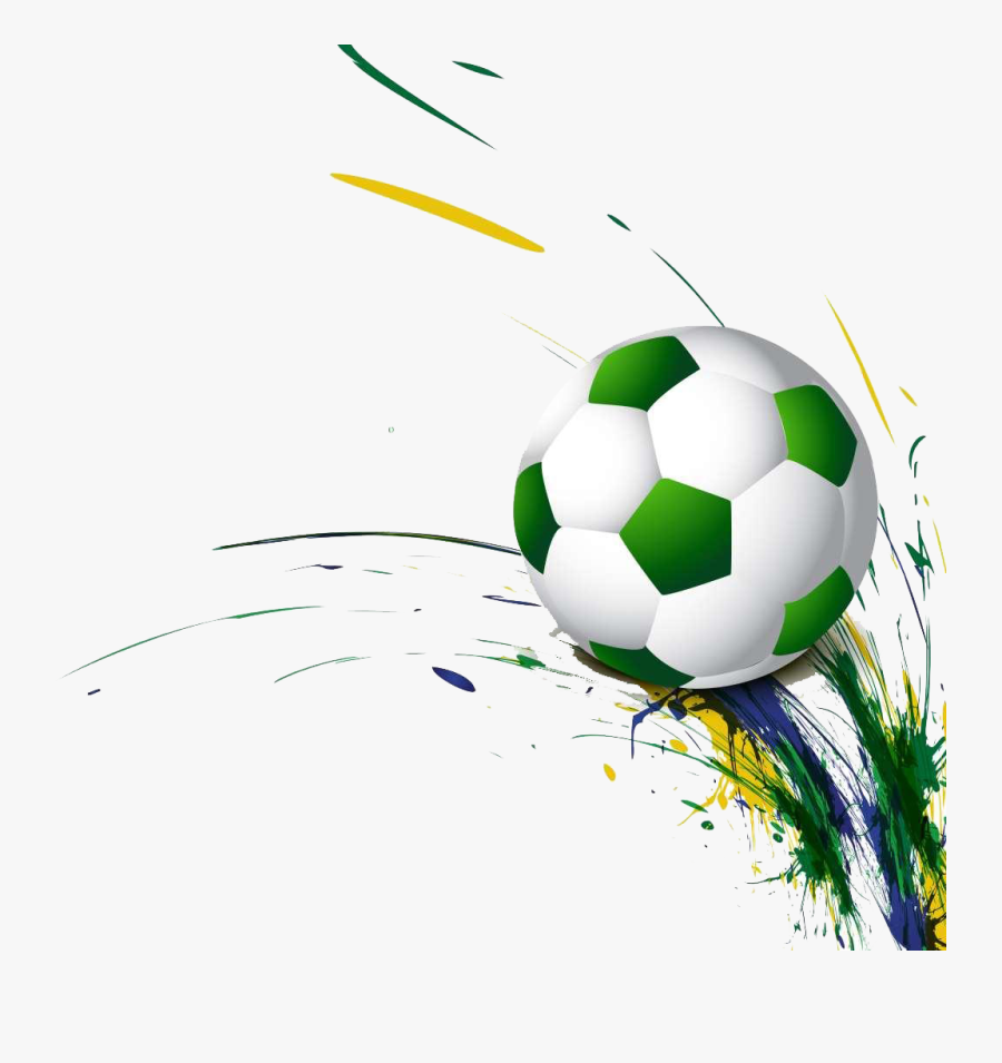 Fifa Brazil Cup Football T-shirt Posters World Clipart - Football Image With T Shirt, Transparent Clipart