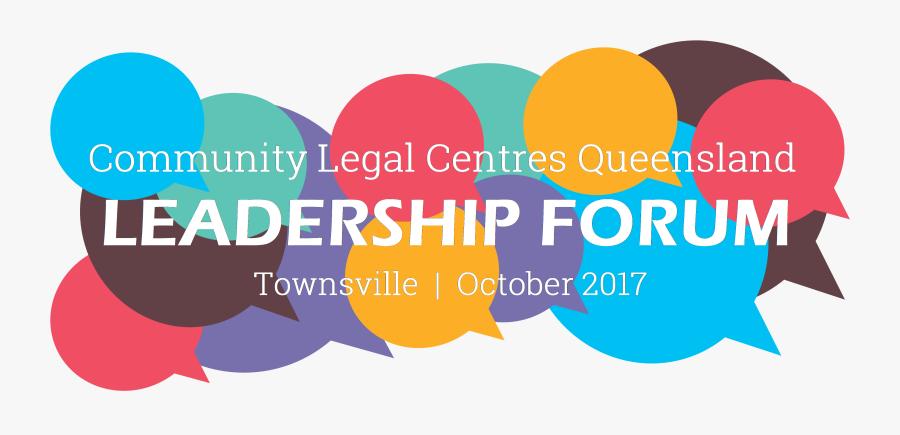 Legal Centres Queensland Leadership - Graphic Design, Transparent Clipart