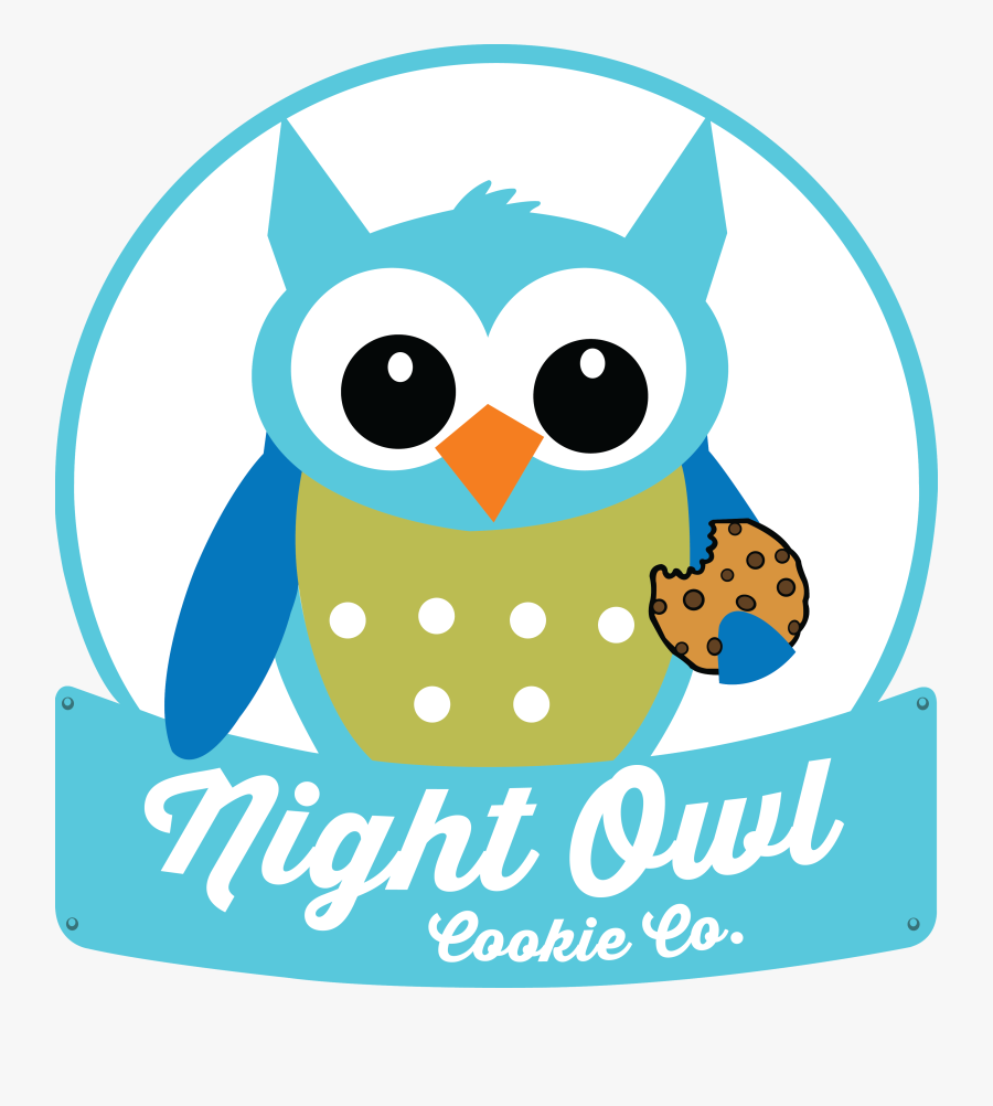thank you to nightowl cookie co for sponsoring our night owl cookies logo free transparent clipart clipartkey clipartkey