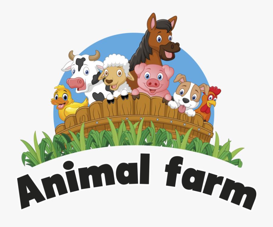Farming Clipart Farmyard Animal - Clipart Animal Farm Png, Transparent Clipart