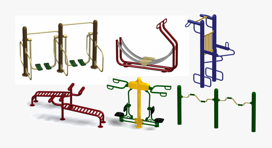 Fitness Clipart Outdoor Fitness - Paris Outdoor Fitness Equipment, Transparent Clipart