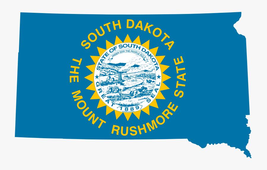 South Dakota Fanning, Transparent Clipart