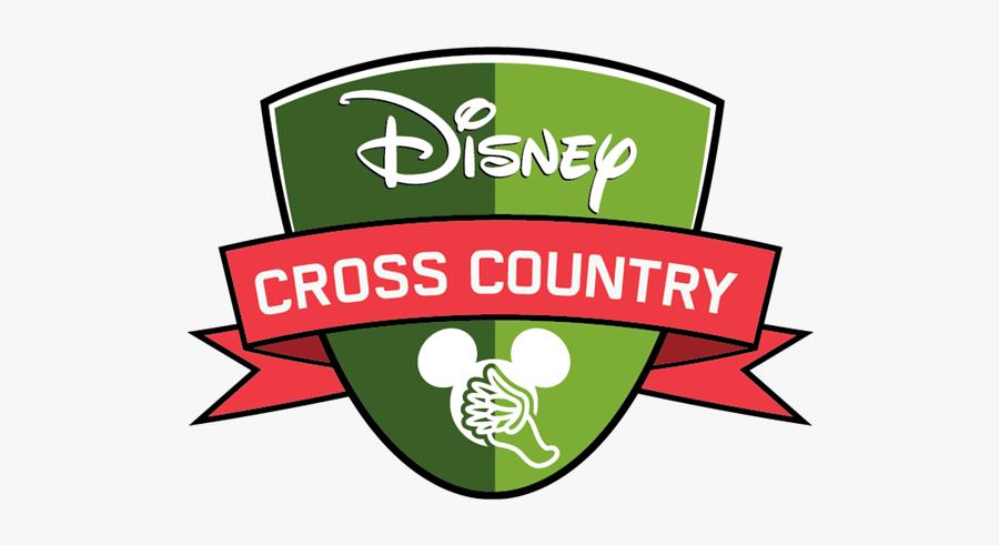 Cross Country Logo Clipart Transparent Download - Disney Cross Country Classic, Transparent Clipart