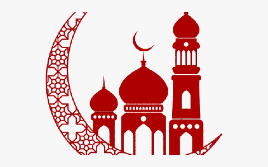 Eid Al-fitr Clipart Islamic Mosque - Design Eid Al Adha, Transparent Clipart