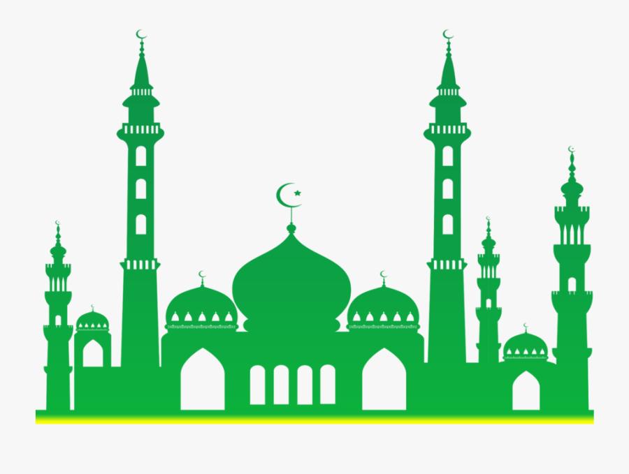 Eid Mubarak Masjid Png Clipart Eid Al-fitr Eid Mubarak, Transparent Clipart