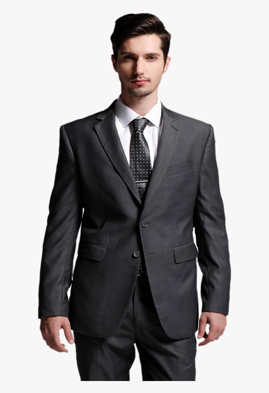 Men Wearing Suits One Man Not Wearing Suit Clipart - Man Wearing Suit Png, Transparent Clipart