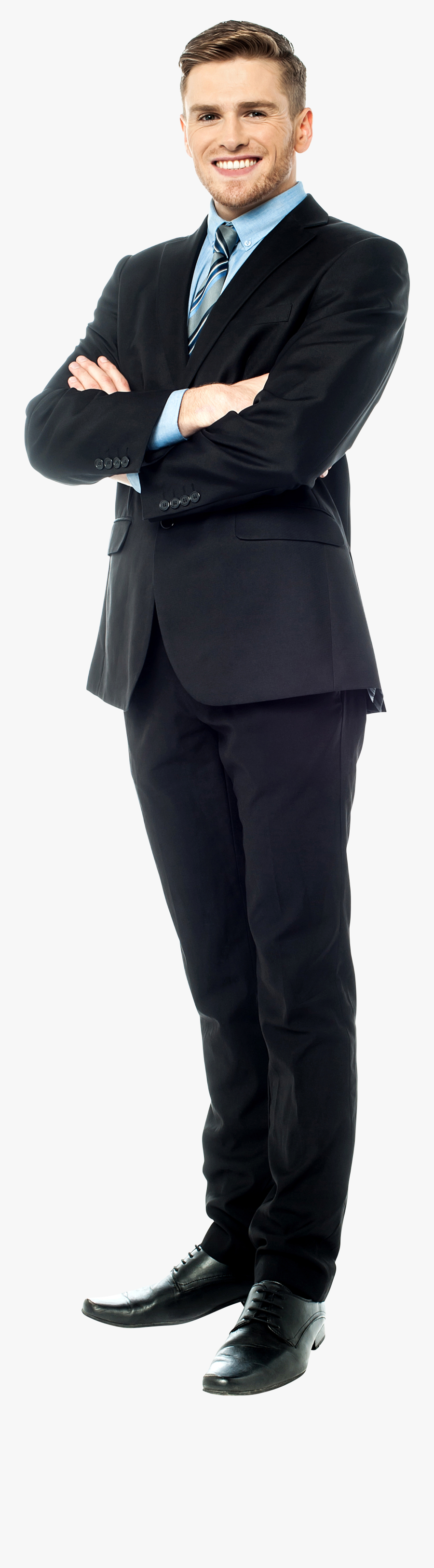Men In Suit Png Image - Corporate Guy, Transparent Clipart