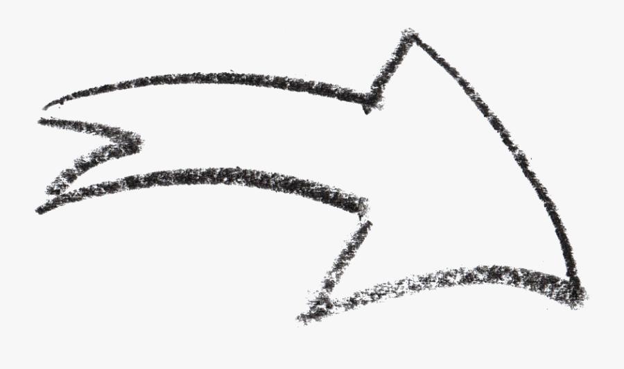 Jpg Download Drawing Arrow Crayon - Drawing, Transparent Clipart