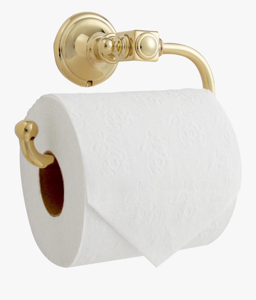 Toilet Paper - Toilet Paper Holder Transparent, Transparent Clipart
