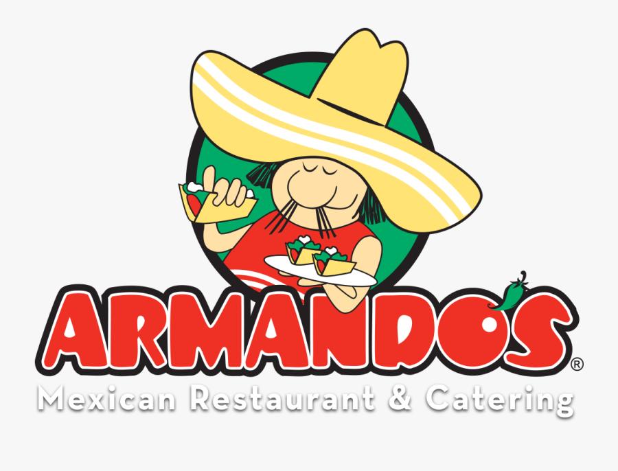 Transparent Restaurant Clip Art - Armando's Mexican Restaurant, Transparent Clipart